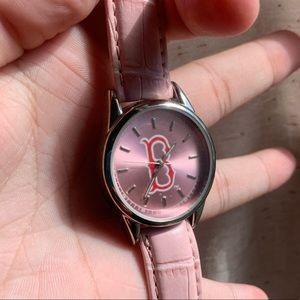 Pink Boston Red Sox's Watch 2007